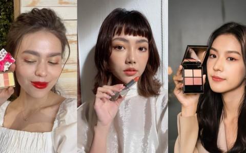 6大品牌推激美春季新品 一抹打造仙气满满的高级感妆容
