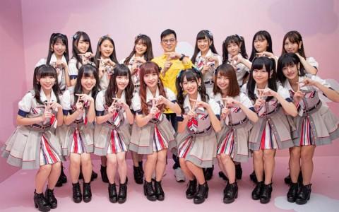 AKB48 Team TP团员甩偶包扮猩猩泪崩「不是颜值担当」