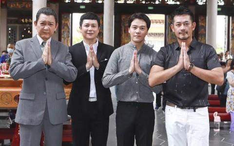 《多情城市》反派报应将登场 4帅冲寺庙忏悔