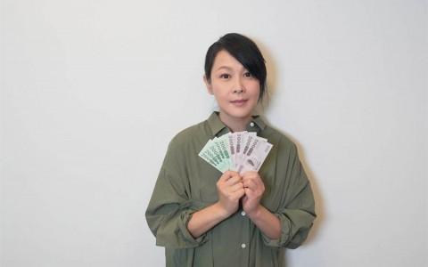 爱最大!刘若英用三倍券捐公益 自爆儿子很皮