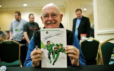 《蝙蝠侠》之父逝世!传奇漫画家丹尼欧尼尔寿终正寝 享寿81岁
