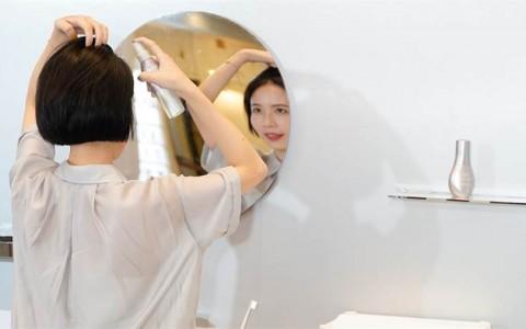 稀疏扁塌细软髮质必备保养程序 1步骤启动髮肌源活力