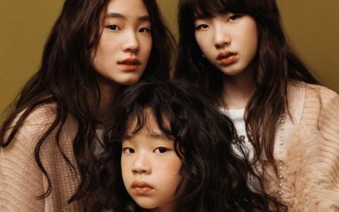 小S三女儿首度合体拍广告!模特儿气场不输老妈