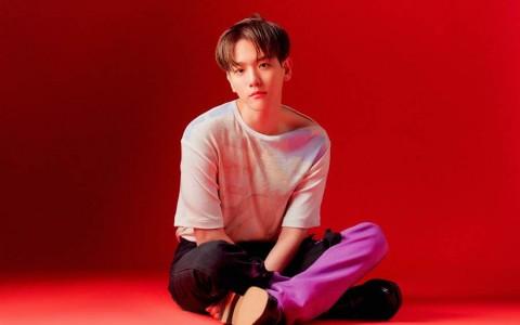 EXO成员BAEKHYUN回归 新辑《Delight》像花式礼包