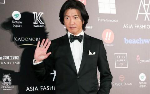 木村拓哉结婚20年第一次 公开夫妻合照「一出手」闪爆!