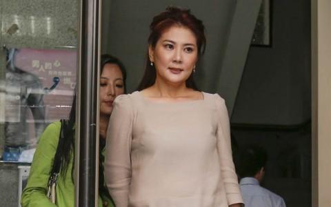「削凯子」事件毁形象 薛楷莉控前夫家暴、外遇独养女