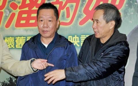 罗大佑、颜正国等影人 追悼资深製片张华坤