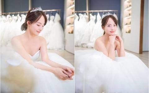 没办婚礼仍喊婆婆阿姨《延禧》最美妃子终穿白纱美翻